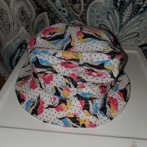 Multi color Bucket Hat